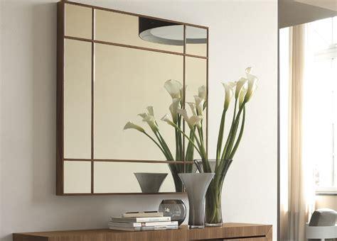 Porada Four Seasons Square Mirror   Porada Furniture At Go Modern