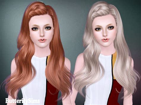 sims 3 hairstyles emma s simposium ts3 hair pack 244 by butterflysims