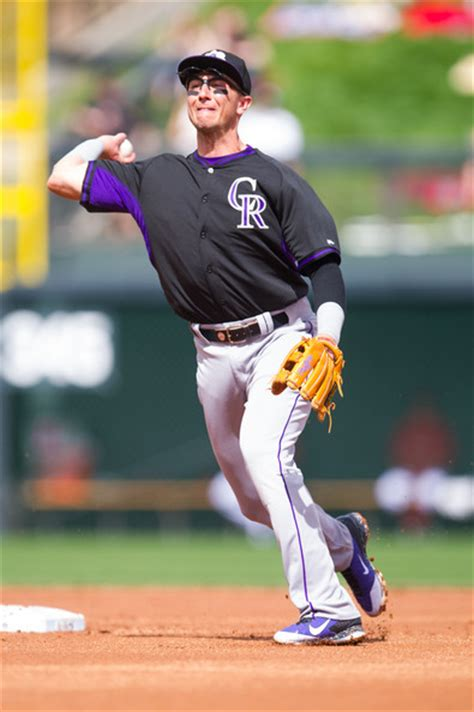 rockies are still talking tulowitzki and the mets are one troy tulowitzki pictures colorado rockies v arizona