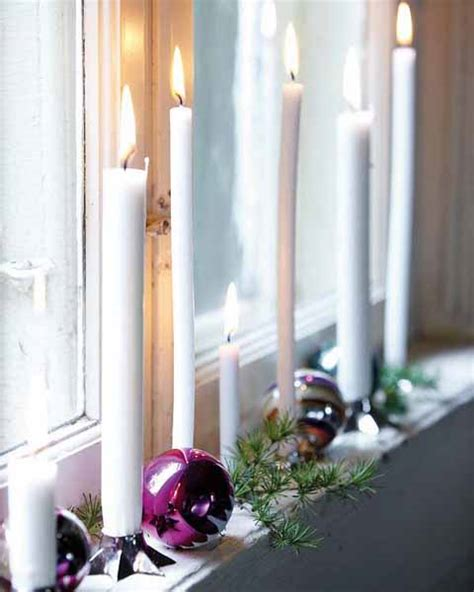 window sill christmas decorations 20 beautiful window sill decorating ideas for and new years