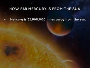 How Far Is It To Mercury By N Murphy