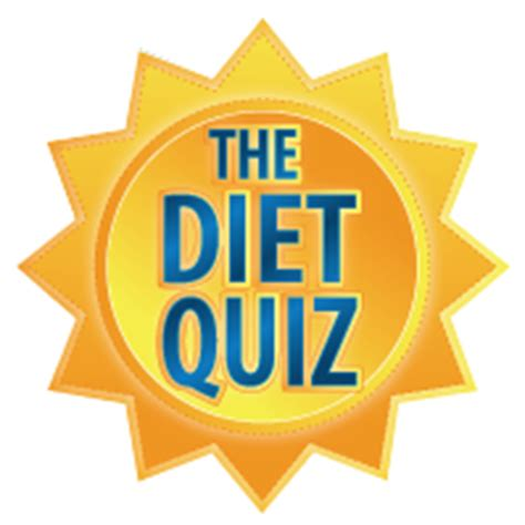 weight loss quiz part 1 the ultimate weight loss quiz diet detectivediet