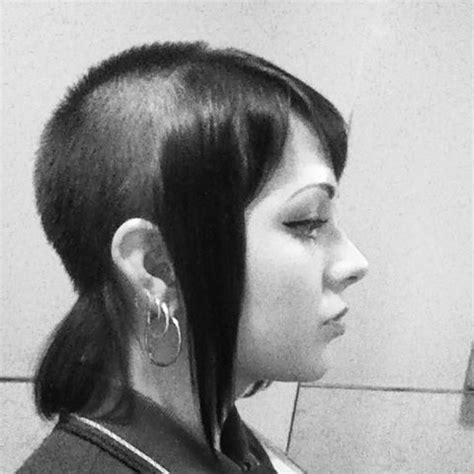 feather tattoo racist chelse feather cut skinhead girl anti racist