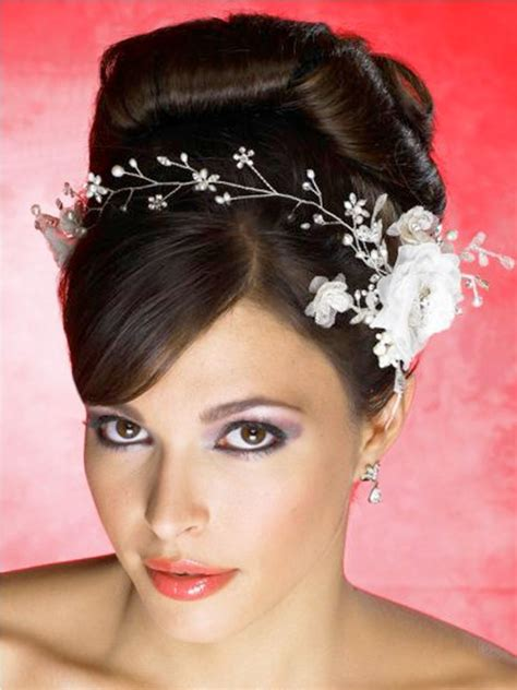 wedding hairstyles bangs 20 wedding hairstyles with bangs ideas wohh wedding