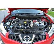 2013 Nissan Dualis TS Engine Bay  ForceGTcom