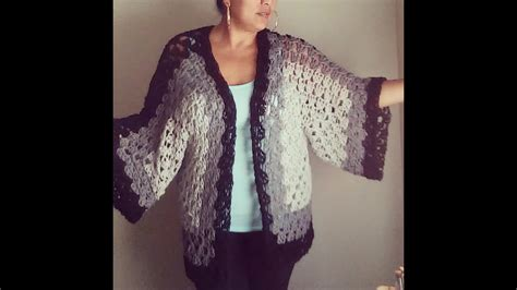 crochet cardigan vol 45 easy crochet cardigan or sweater