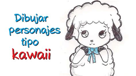 imagenes de personajes anime kawaii como dibujar personajes kawaii youtube