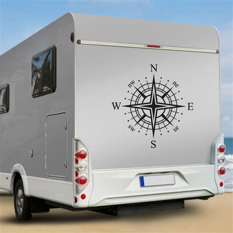 Wohnmobil Aufkleber by Wa102 Wohnmobil Aufkleber Kompassrose