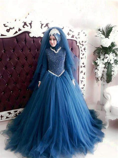 Gaun Muslim Terbaru jual kebaya pengantin muslimah terbaru butik jahit