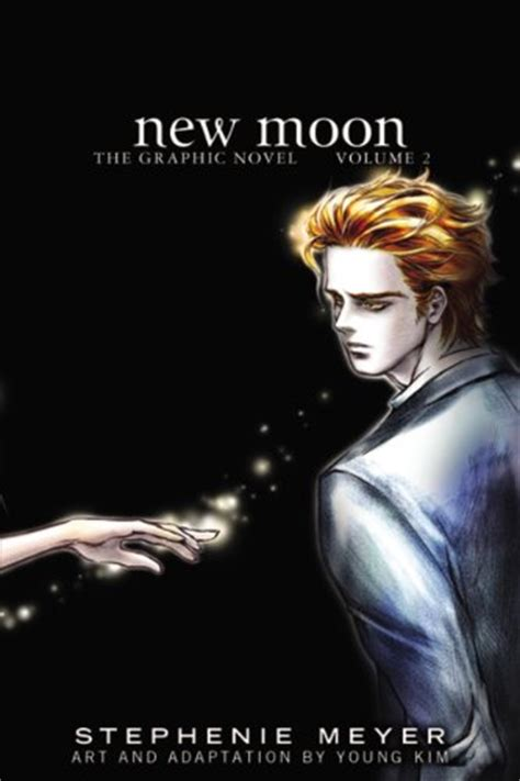 moon mourning moon origins volume 2 books image new moon graphic novel volume2 cover twilight