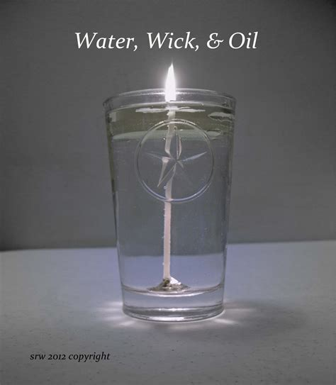 how to make a candle wick water wick oil how to make your own braucherei spirit candle from blessed water and cooking