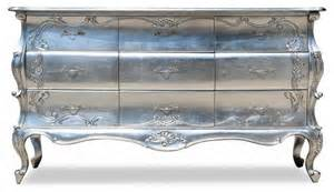 s chest of drawers silver eclectic