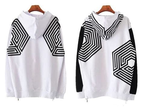 Jaket Hoodie Sweater Exo Overdose exo overdose hoodie maze sweater and boots