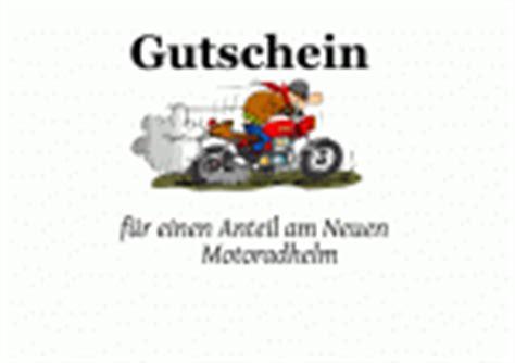 Motorrad Helm Gutschein by Motorradhelm Als Gutschein Vorlagen Muster Gutscheinideen