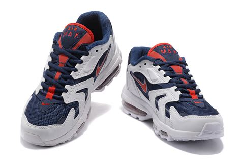 most popular mens sneakers most popular nike air max 96 ii xx white navy blue