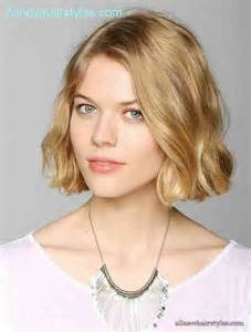 chin length hairstyles 2015 chin length wavy hairstyles all new hairstyles