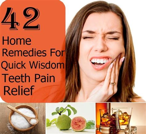 1000 ideas about wisdom tooth relief on