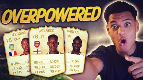 non rare players fifa 15 most overpowered non rare team fifa 15 youtube