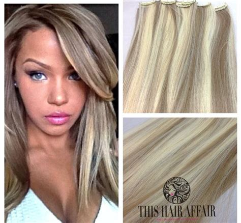 ash blonde hair extensions 20 quot inch dirty blonde ash blonde highlight clip in hair