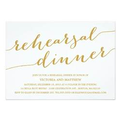 rehearsal dinner invitations modern calligraphy rehearsal dinner invitation