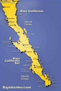 united states map baja california map of california and mexico pictures to pin on