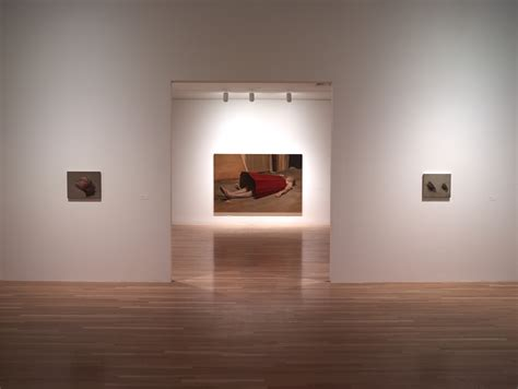 contemporary daily micha 235 l borremans at dallas museum of contemporary