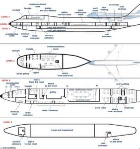 Air Force One Layout by Vvip Aviation