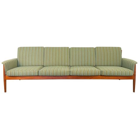 teak grete jalk sofa for and for sale at 1stdibs