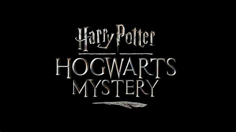 harry potter mobile harry potter hogwarts mystery rpg for mobile coming in 2018