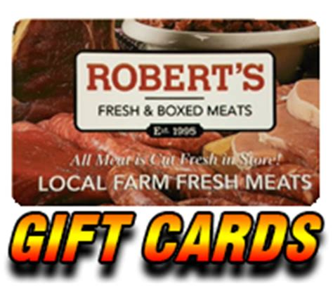 Chicopee Gift Card - kitchener butcher local fresh meats poultry and more