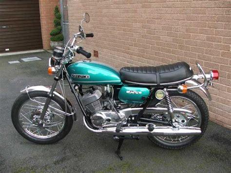 Suzuki T250 Hustler 1971 T250 Suzuki Hustler Classic Motorcycle Pictures