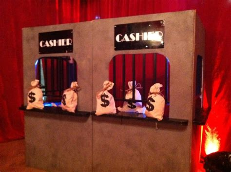 Cage Cashier by Cashier Cage Prop For Casino Event Www Tottevents Event Decor Events