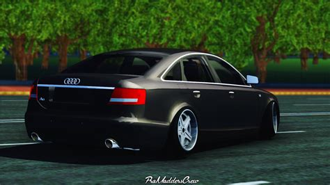 Audi C6 A6 by Stance Works Audi A6 C6
