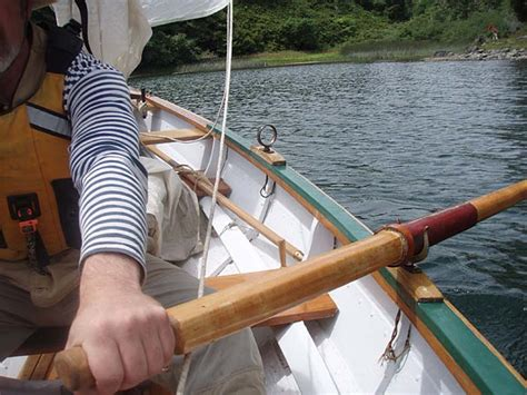 row boat oar locks oars and oar locks