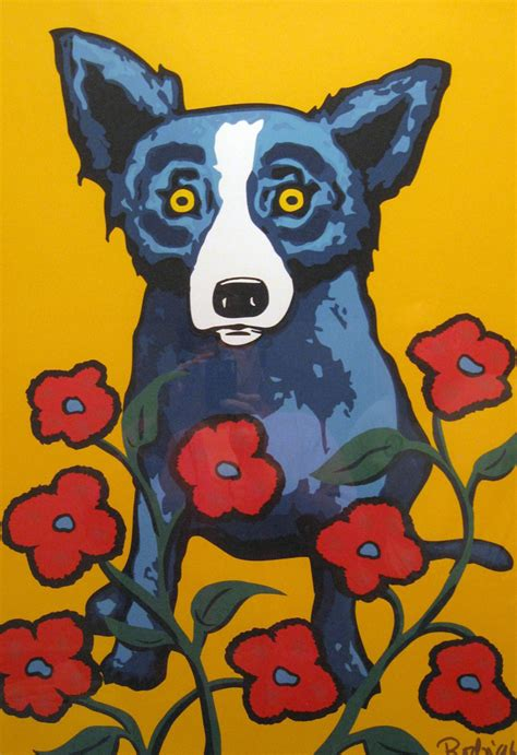 rodrigue blue rodrigue blue for puppy