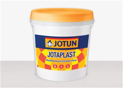 Jotun Jotaplast Cat 3 5 L dunia bahan bangunan bandung harga cat interior jotun