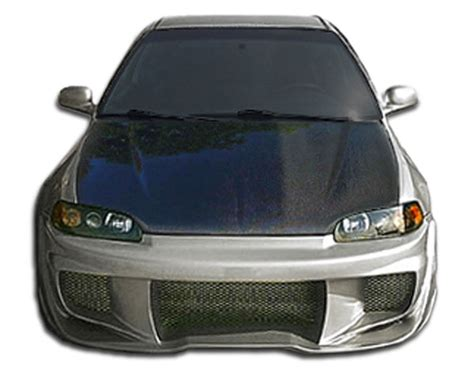 1994 honda civic bumper 1994 honda civic fiberglass front bumper kit