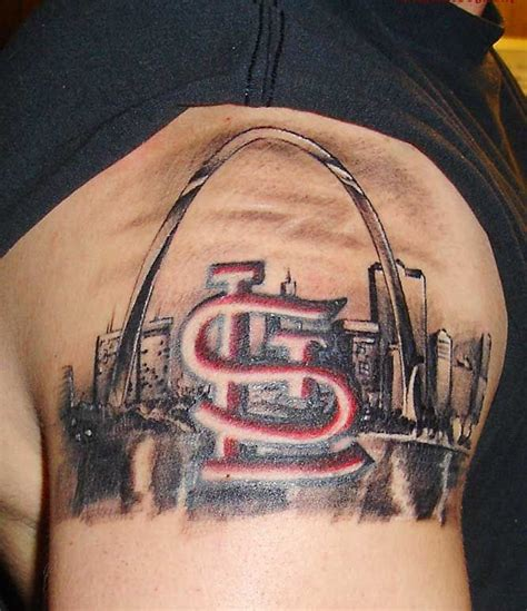 tattoo st louis sports tattoos designs ideas and meaning tattoos for you