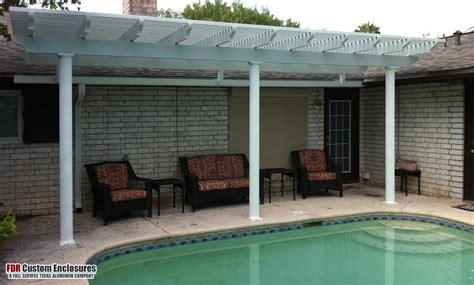 Patio Covers Kyle Patio Covers Fdr Custom Enclosures Llc