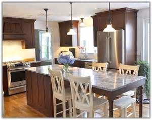 Long Kitchen Islands by 6 Foot Long Kitchen Island Home Design Ideas