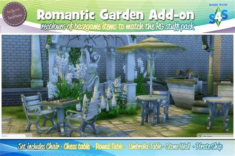 Buy Garden Stuff 17 Best Images About Sims 4 B B Furniture On