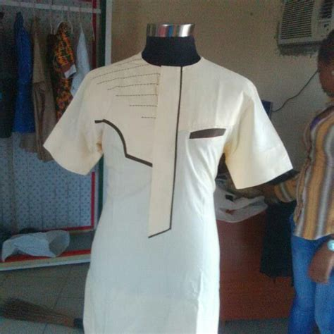 african senator wear nigerian male outfit traditional designs to sew