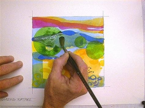 watercolor glazing tutorial step by step watercolor technique for glazed washes