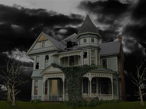 hunted house haunted house cake ideas and designs