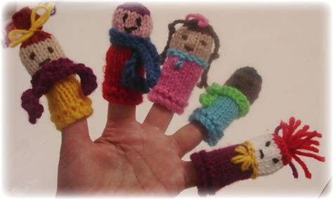 knitted finger puppets patterns free finger puppets for all reasons