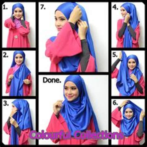 tutorial jilbab pashmina purple styles by ellen 1000 images about hijab tutorial on pinterest hijab