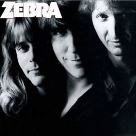Zebra Whos The Door by Zebra 1983 Debut Album Review Classic Rock Review