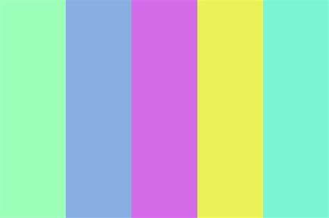 90s colors 90s aesthetic color palette aesthetics 90s