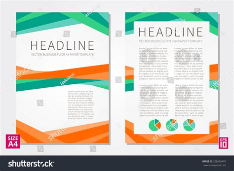 layout text poster vector flyer poster leaflet annual report design