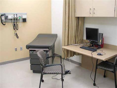 clinical room hseb facilities